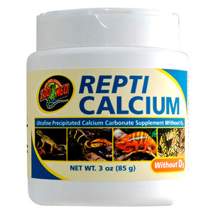Zoo Med ReptiCalcium Without D3 (48 oz)