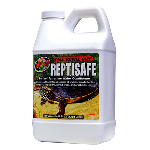 Zoo Med ReptiSafe Water Conditioner (64 oz)