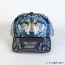 Adult Unisex Hats Wolf Collection