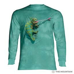 Adult Unisex Long Sleeve T-Shirts Reptiles & Amphibians Collection