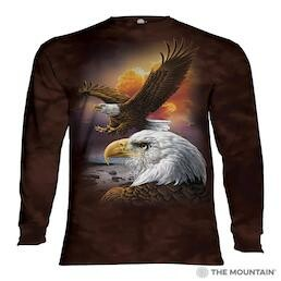 Adult Unisex Long Sleeve T-Shirts Bird Collection