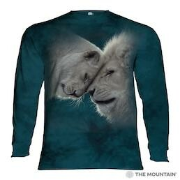 Adult Unisex Long Sleeve T-Shirts Zoo Collection