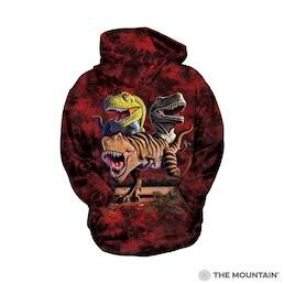 Youth Unisex Hoodies Dinosaurs Collection