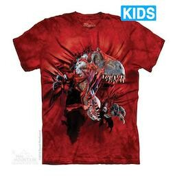 Youth Unisex T-Shirts Dinosaurs Collection